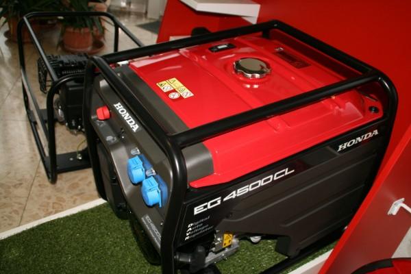 Stromerzeuger EG 4500 CL