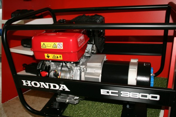 Stromerzeuger HONDA EC 3600